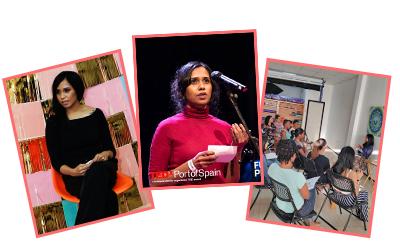 Ashley Speaking TEDx Port of Spain