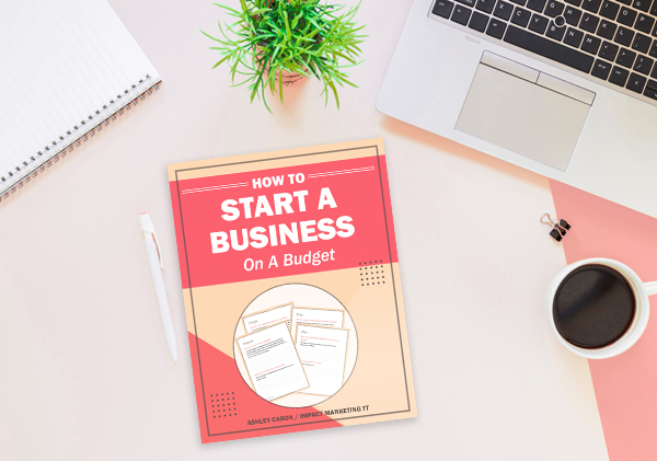 how to start a business on a budget